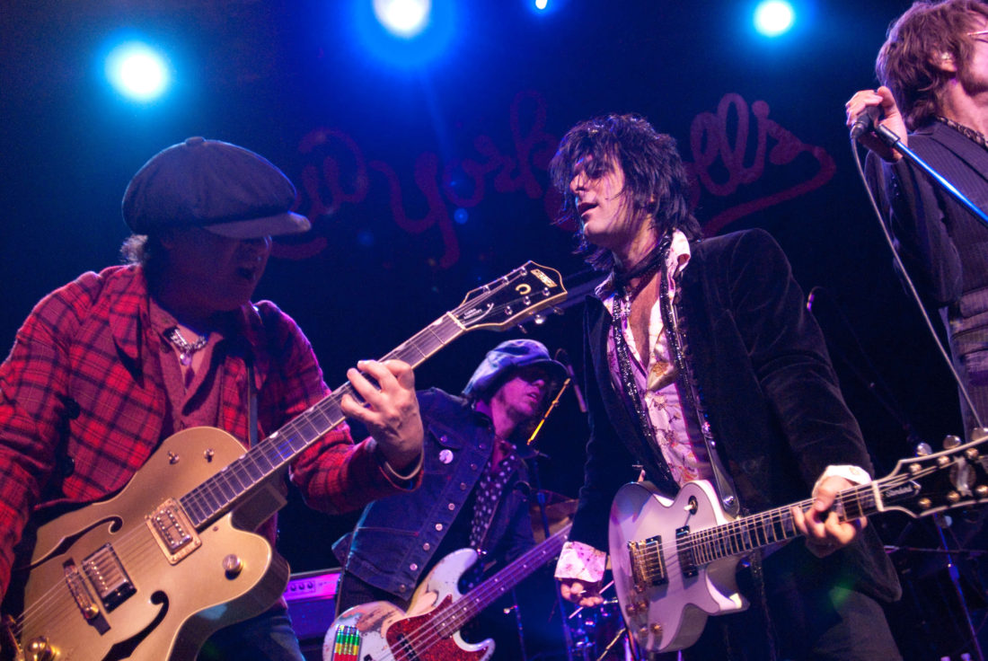 New York Dolls Punk Band in Los Angeles